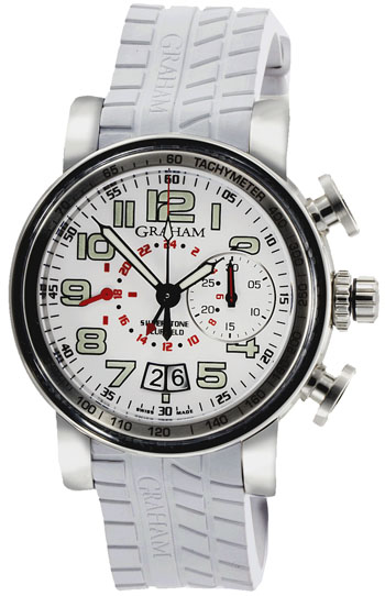Graham Silverstone Limited Edition Men's Watch Model 2GSIUS.W01A
