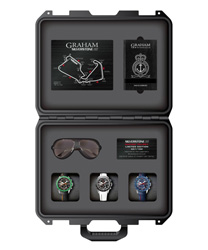 Graham Silverstone Men's Watch Model KIT-0028A