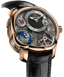 Greubel Forsey GMT Tourbillon Men's Watch Model 97805