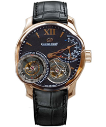 Greubel Forsey Quadruple Tourbillon Men's Watch Model QUADRUPLE-TOURBILLON