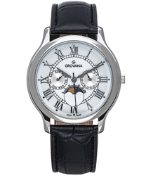 Grovana Moonphase Men's Watch Model: 1025.1533