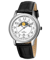 Grovana Moonphase Men's Watch Model 1026.1533