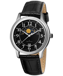 Grovana Moonphase Mens Watch Model 1026.1537