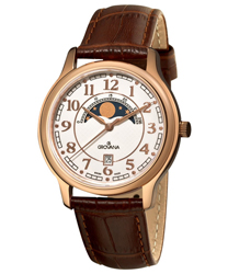 Grovana Moonphase Men's Watch Model: 1026.1563