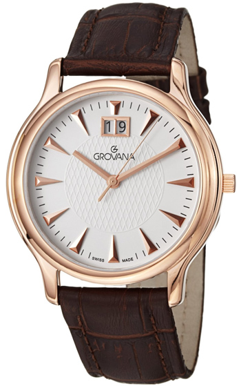Grovana Traditional Men's Watch Model 1030.1562