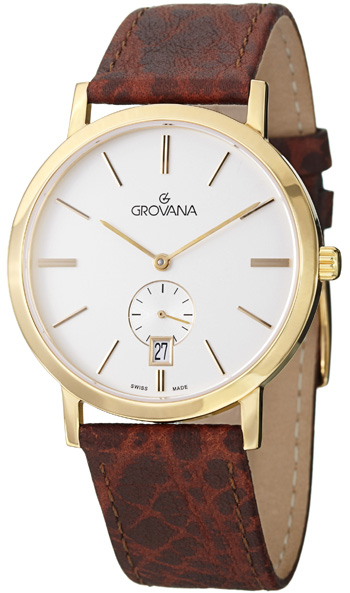 Grovana Traditional Men's Watch Model 1050.1512