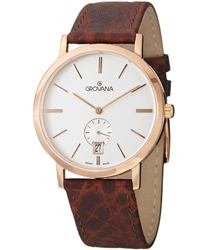 Grovana Traditional Men's Watch Model: 1050.1562