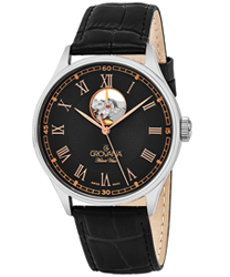 Grovana Heart View Men's Watch Model: 1190.2584