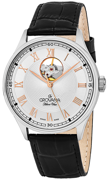 Grovana Heart View Men's Watch Model 1190.2588