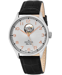 Grovana Heart View Men's Watch Model 1190.2598