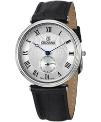 Grovana Traditional Men's Watch Model 1276.5538