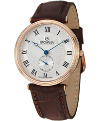 Grovana Traditional Men's Watch Model 1276.5568