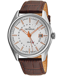 Grovana GMT Men's Watch Model 1547.1528