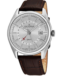 Grovana GMT Men's Watch Model 1547.1532