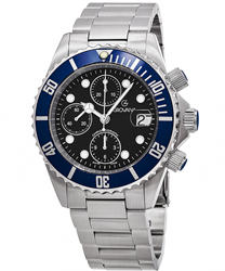 Grovana Diver Men's Watch Model 1571.6135