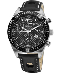 Grovana Retrograde Chronograph Men's Watch Model 1620.9573