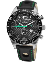 Grovana Retrograde Chronograph Men's Watch Model: 1620.9575