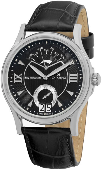 Grovana Traditional Men's Watch Model 1715.1537