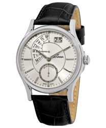 Grovana Traditional Men's Watch Model: 1718.1532