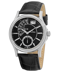 Grovana Day Retrograde Men's Watch Model: 1718.1537