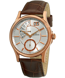 Grovana Day Retrograde Men's Watch Model: 1718.1562