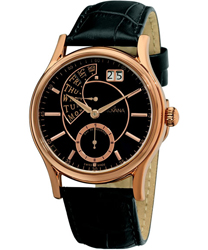 Grovana Day Retrograde Men's Watch Model: 1718.1567