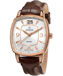 Grovana Traditional  Men's Watch Model: 1719.1562