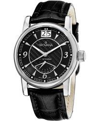 Grovana Day Retrograde Men's Watch Model: 1721.1537