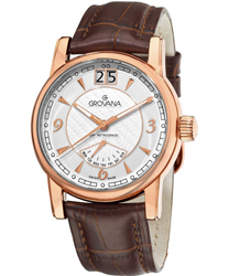 Grovana Day Retrograde Men's Watch Model: 1721.1562