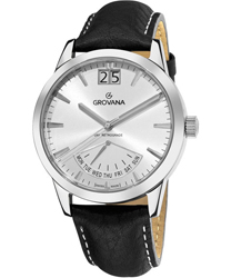 Grovana Retrograde Day  Men's Watch Model 1722.1532