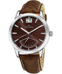 Grovana Retrograde Day  Men's Watch Model 1722.1536
