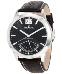 Grovana Retrograde Day  Men's Watch Model 1722.1537