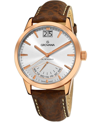 Grovana Retrograde Day  Men's Watch Model 1722.1562