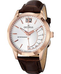 Grovana Retrograde Day  Men's Watch Model 1722.1569