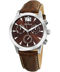 Grovana Chronograph  Men's Watch Model: 1722.9536