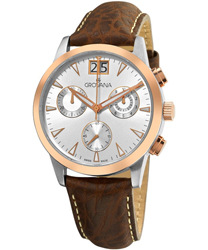 Grovana Chronograph  Men's Watch Model: 1722.9552