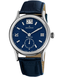 Grovana Big Date Mens Wristwatch