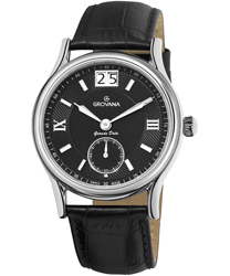 Grovana Big Date Men's Watch Model 1725.1537
