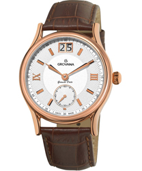 Grovana Big Date Men's Watch Model 1725.1562