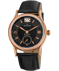 Grovana Big Date Men's Watch Model: 1725.1567
