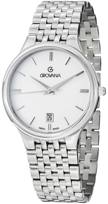 Grovana Traditional Men's Watch Model 2013.1133
