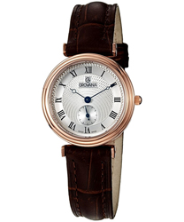 Grovana Traditional Ladies Watch Model: 3276.1568