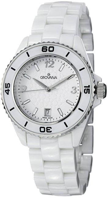 Grovana Ceramic Men's Watch Model 4001.1183