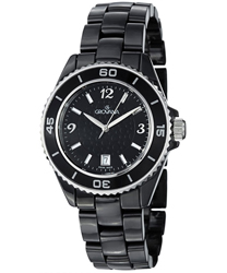Grovana Ceramic Men's Watch Model: 4001.1187