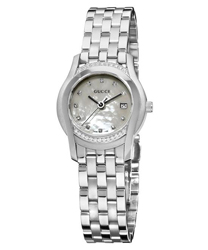 Gucci G class 5505 Ladies Watch Model: YA055510