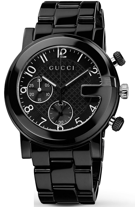 684f6914c2a Gucci G Chrono Black Ceramic Men S Watch Model Ya101352