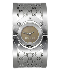 Gucci 112 Ladies Wristwatch Model: YA112401