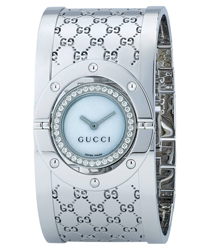 Gucci 112 Ladies Wristwatch Model: YA112415