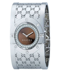 Gucci 112 Ladies Wristwatch Model: YA112416
