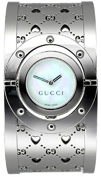 Gucci 112 Ladies Watch Model YA112424